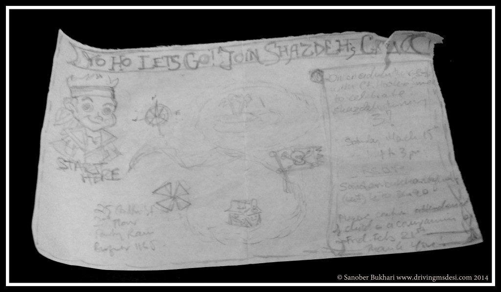jake treasure map invitation www.drivingmsdesi.com