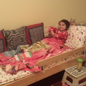 shazdeh first night in her own bedroom 2015-04-18